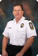 Henry County Police Chief Keith Nichols